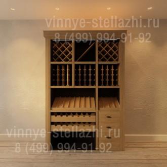 Винный стеллаж ист108.4.1