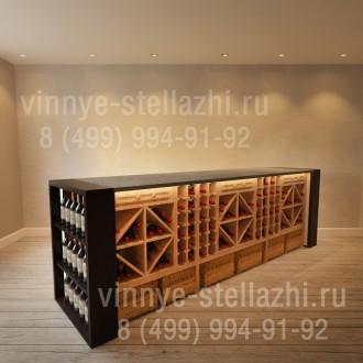 Винный стеллаж ист108.12.1