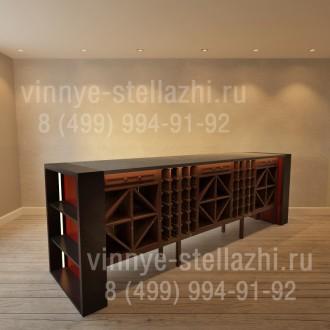 Винный стеллаж ист108.12.2