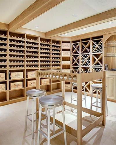 магазин винных стеллажей